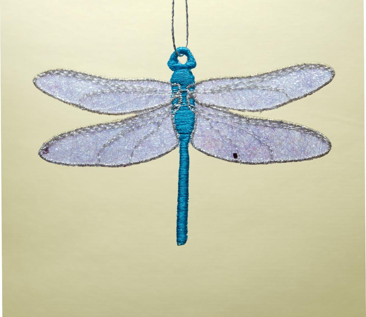 Dragonfly 1 Shimmer
