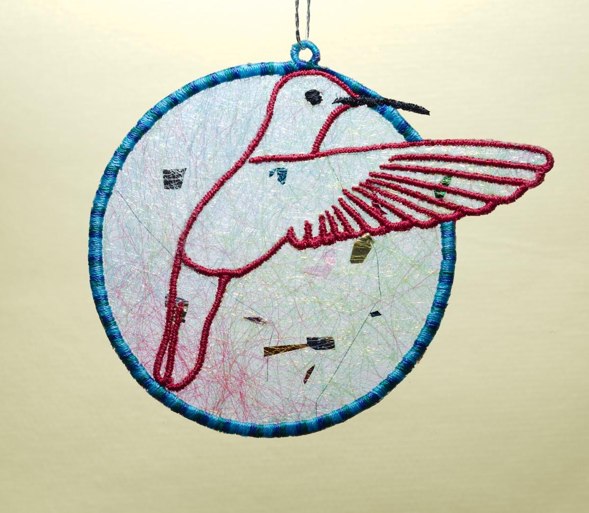 Hummingbird 1 Shimmer