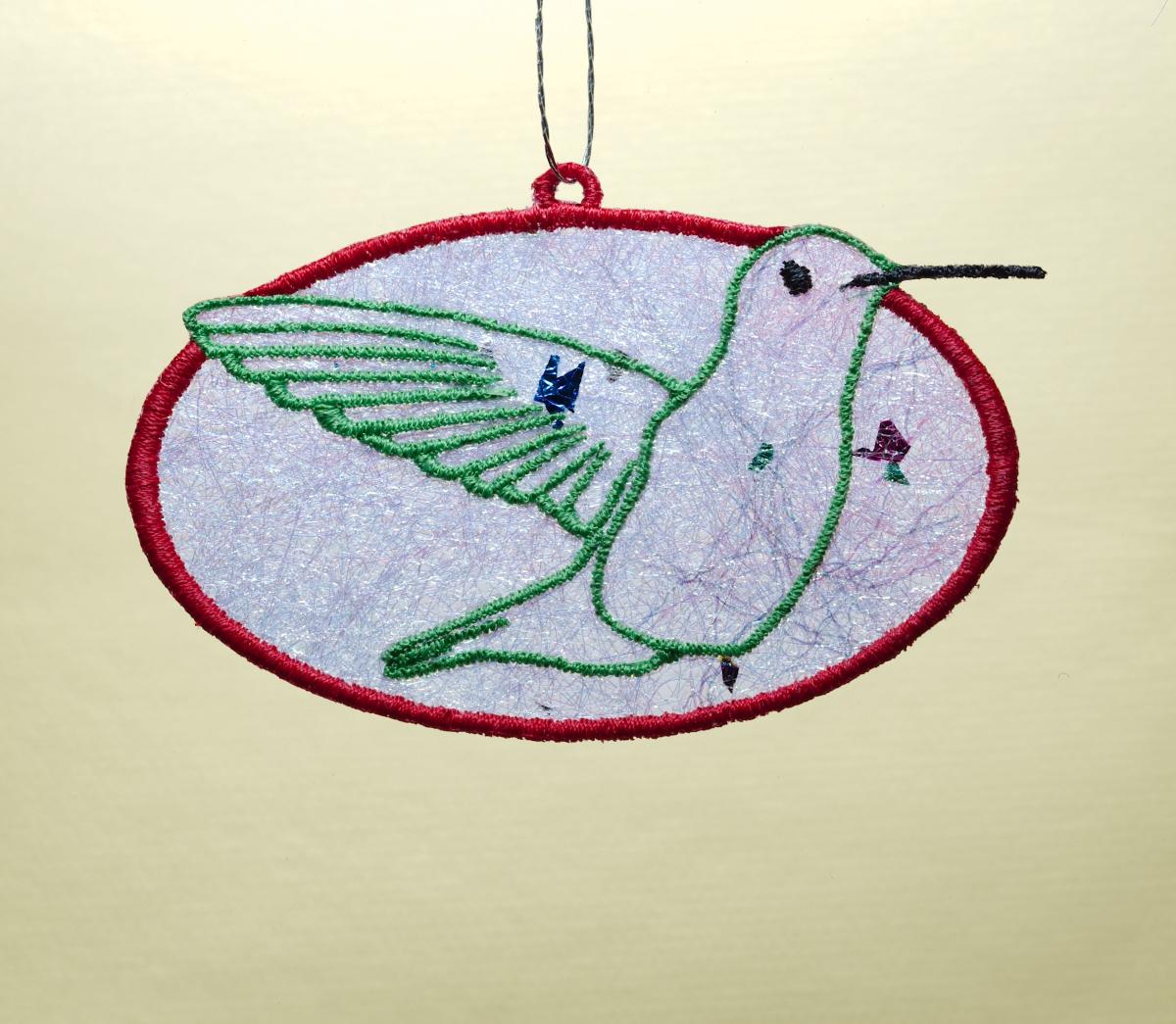 Hummingbird 2 Shimmer