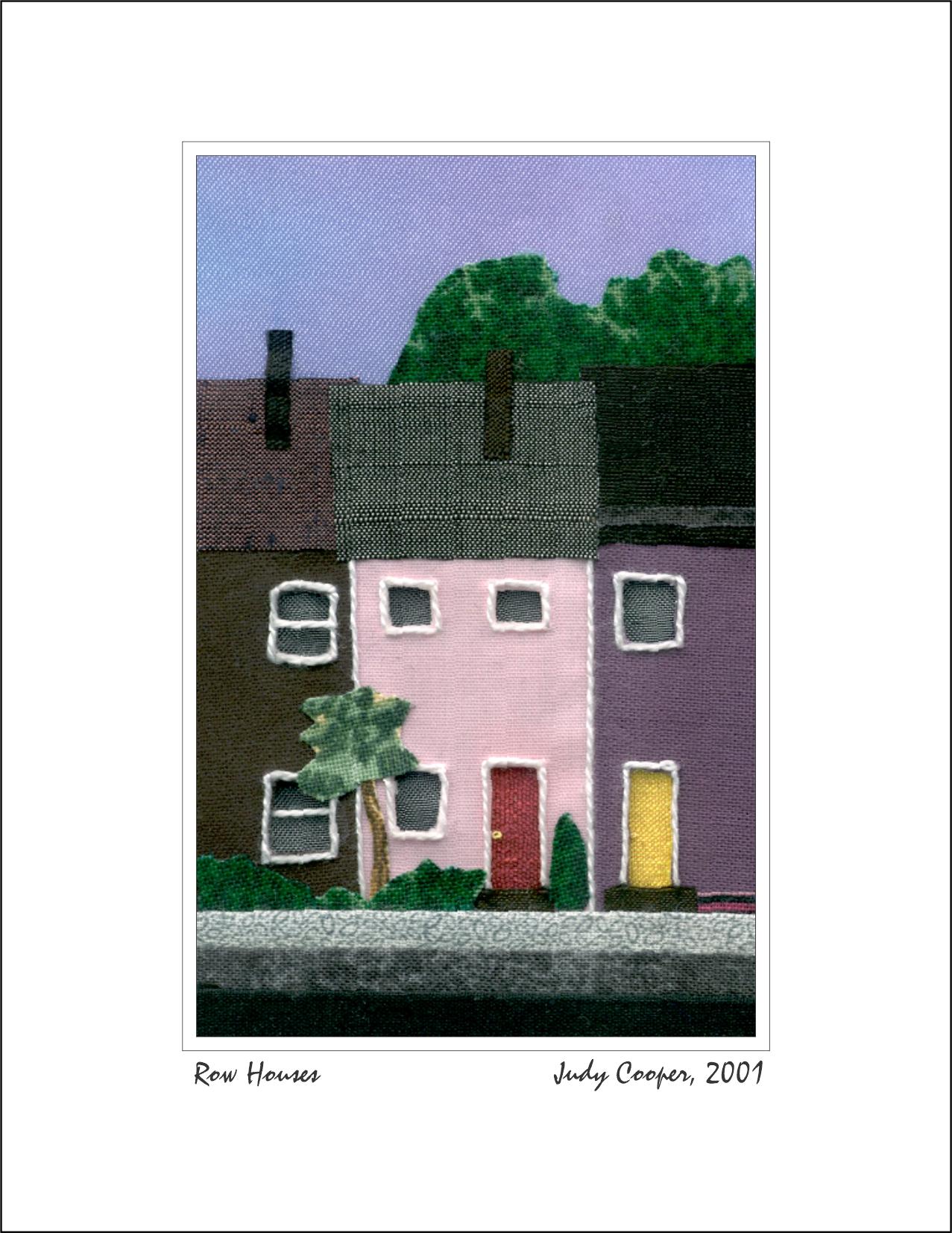 103b Row Houses