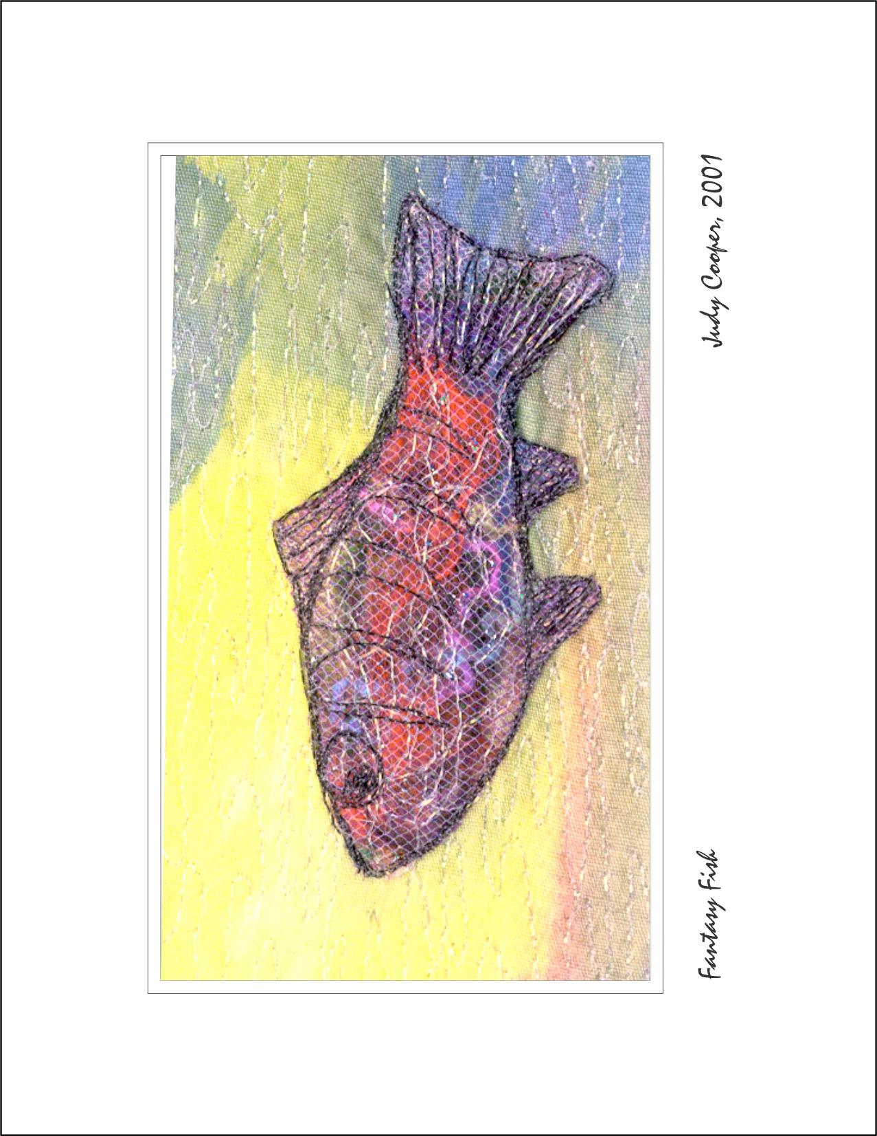 104a Fantasy Fish