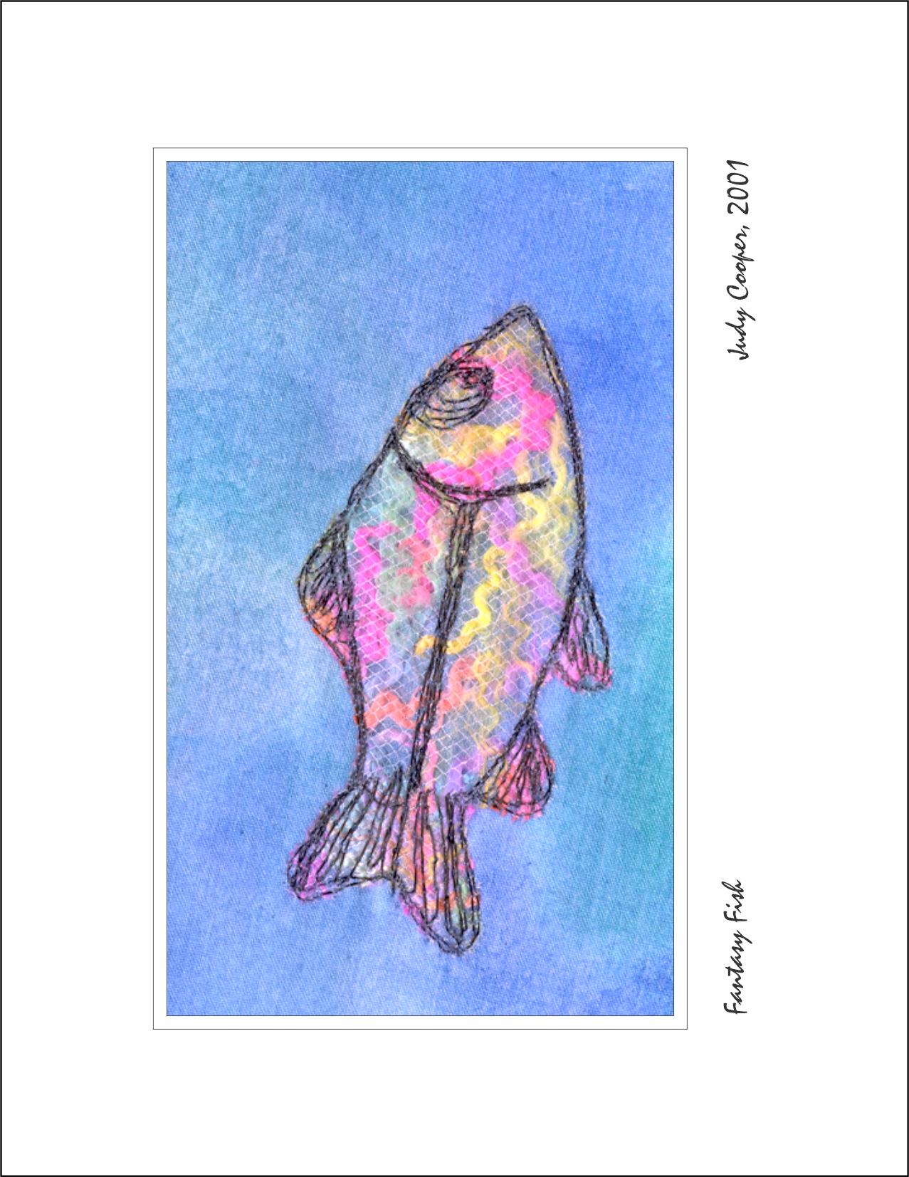 104c Fantasy Fish