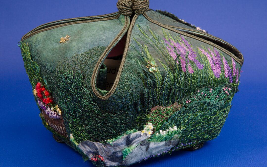 Garden Sewing Box