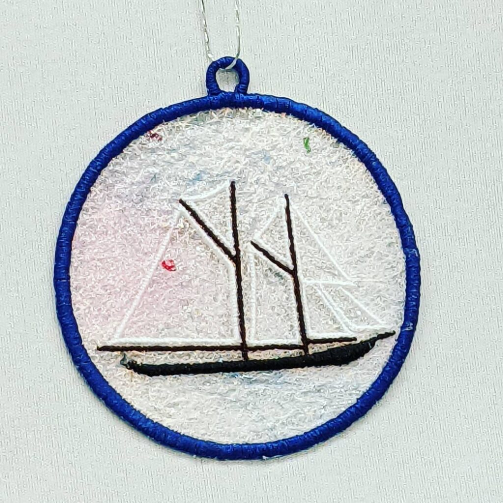 31of my shimmer ornaments have been added to the Shimmers Gallery on my new web site. More to follow soon. https://judycooper.ca #jctextileart #pinegrovenovascotia #shimmerornaments #website #smallbusinessowner #machineembroidery #originaldesigns #ornaments #windowcatcher #christmasornaments #bluenose